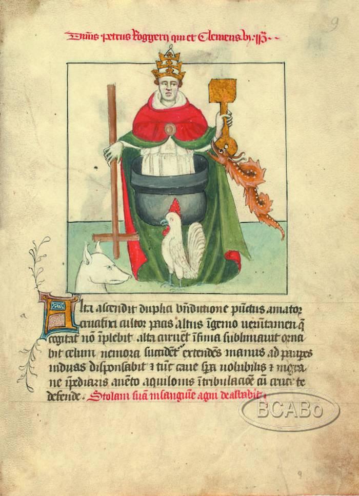 Todas las profecias sobre el último Papa y más..... 09