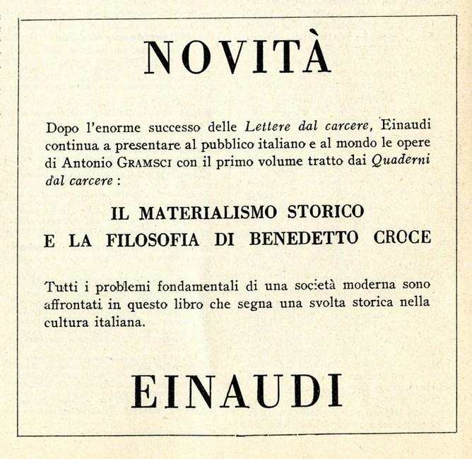 Antonio Gramsci Lettere Dal Carcere: Biblioteca Dell'Archiginnasio